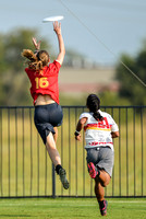 2015 USAU Nationals - Thursday