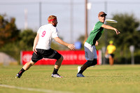 Friday Placement - 2015 USAU National Championships