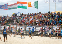 WFDF 2017 World Championships of Beach Ultimate . June 24, 2017