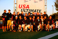 Saturday - Men's Semis - 2013 USAU National Championships