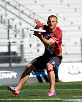 Drag'n Thrust vs. Ghosts Mixed Semi 2013 USA Ultimate Club Natio