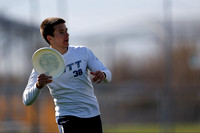 Saturday Action - USA Ultimate 2014 College Division I Ohio Valley Regional Tournament