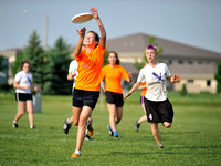 Sunday Women's Preview - 2012 USAU D-III College Championships