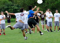 Open Crossover Round Upper Bay Action -- 2012 Chesapeake Invite
