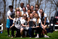 Sunday - Metro East DI & DIII Women's College Conference Champio