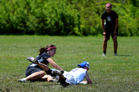 Sunday Semifinals -- 2010 UPA High School Girls Eastern Championships