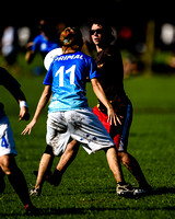 WUCC Women's Masters pool play