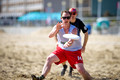 Round 1 - Men's Pool Play - USAU Beach Championships 2015