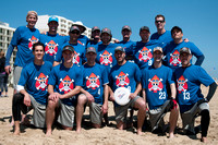 Alchemy Team Photo - Grand Masters - USA Ultimate Beach Championships 2015