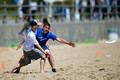 Alchemy vs Broken Codgers - Grand Masters Pool Play - USAU Beach Championships 2015