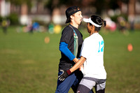 Sunday Action, Mixed Division, USAU 2012 Northeast Regionals