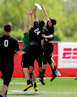 Men's Final - Oregon Ego vs North Carolina Darkside - 2015 USAU DI College Championships