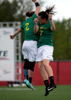 Oregon Fugue vs Stanford Superfly Women's Final - USAU DI Colleg