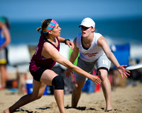 USAU 2015 Beach Nationals Saturday