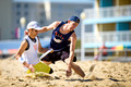 Mixed Quarters - USAU Beach Championships 2015