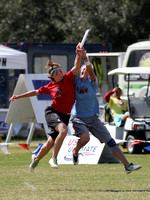 Women's Division Finals, Sunday, 2012 Club Nationals