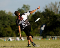 Mixed Final - Blackbird vs. Polar Bears - 2012 USA Ultimate Club