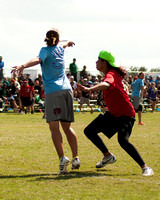 Women's Final - Fury vs. Riot - 2012 USA Ultimate Club Championships