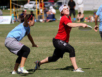 Women's Division Finals, Fury vs Riot, Sunday, 2012 Club Nationals