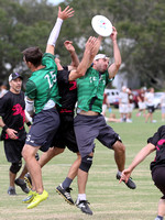 Tejas vs No Country, Masters division playoffs, 2012 Club Nationals