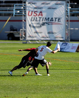Men's Semifinal - 2014 USAU US Open