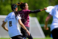 Friday Round 4 - 2015 USAU DI College Championships