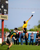 Friday Round 5 - 2015 USAU DI College Championships