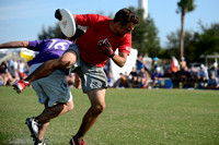 USA Ultimate Club Championships 2012: Friday Quarterfinals