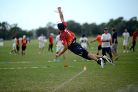 USA Ultimate Club Championships 2012: Saturday Semifinals
