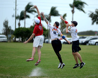 USA Ultimate Club Championships 2012: Saturday Masters' Semifinals