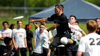 Saturday Round 2 - 2015 USAU DI College Championships