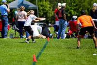 Saturday Round 3 - 2015 USAU DI College Championships