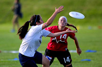 Saturday Round 5 - 2015 USAU DI College Championships