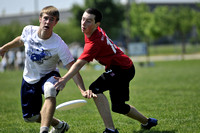 Saturday Open Preview - 2012 USAU D-III College Championships