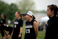 Quarters - USA Ultimate DI College Championships 2015