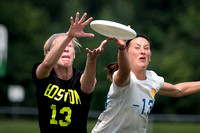 Women's Semi-Final - USA Ultimate US Open Championships 2015