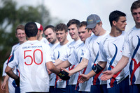 Opening Ceremonies and USA vs Great Britain Open Showcase Game -