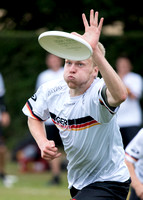 Day 2 - Pool Play - World U23 Ultimate Championships