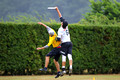 Colombia vs Canada - Pool Q Mixed - WU23 Ultimate Championships 2015