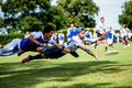 USA vs Japan - Pool R Mixed - WU23 Ultimate Championships 2015