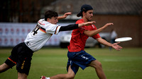 Men's Quarters - Day 5 - World U23 Ultimate Championships
