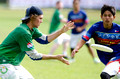 Philippines vs Ireland - Mixed Quarterfinal - WU23 Ultimate Championships 2015