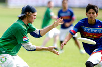 Mixed Division Ireland vs Philippines at the u23 World Championships