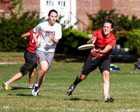 USAU Northeast Women's Regionals - Saturday