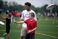 Learn to Play Clinic - USA Ultimate US Open Championships 2015