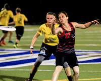 2015 All Star Tour v Bent Ultimate