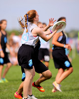 U16 Girls Showcase - 2015 USAU Youth Club Championships