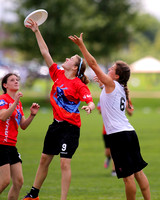 Friday Round 3 - 2015 USAU Youth Club Championships