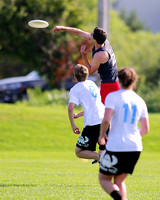 Friday Round 5 - 2015 USAU Youth Club Championships