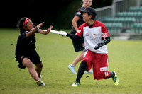 Japan U23 Women vs Canada U23 Women Semi-Finals - World U23 Ulti
